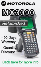 Motorola MC3090 promotion